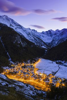 Cogne, Aosta Valley