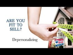 RE/MAX Fit To Sell - Depersonalize Your Home to Sell. Turn your home into a model home.