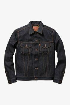 3cfefe87 Levis Dark Denim Jacket, Levis Jean Jacket, Levis Jeans, Vest Jacket,  Vintage