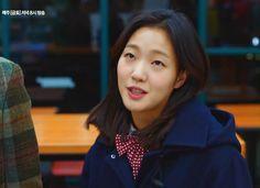 Goblin star Kim Go Eun shares this striking similarity with her character Ji Eun Tak! Ji Eun Tak, Kim Go Eun, School Photos, Goblin, Korean Drama, Kdrama, Stars, Character, School Pictures