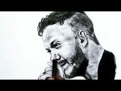 Dan Reynolds, Imagine Dragons, Music Publishing, Music Songs, Pencil Drawings, Take That, Artist, Youtube, Fictional Characters
