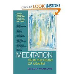 Meditation from the Heart of Judaism by Avram Davis