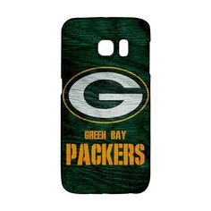 Green Bay Packers Custom Samsung Galaxy S6 EDGE or S3/S4/S5/S6/S7/S7 EDGE/NOTE 2/NOTE 3/NOTE 4/NOTE 5 Case Wrap Around