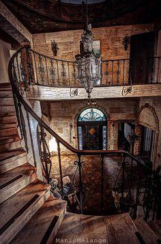 Abandoned Mansion | Flickr - Photo Sharing!
