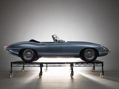Jaguar E-Type Roadster