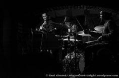 Dr. Lonnie Smith at jamboree jazz club of Barcelona.