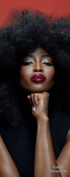 Naomi Campbell, Gui Paganini (Photographer) Vogue Brazil, May 2016