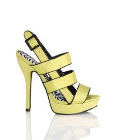 Nikki Lime - Shoe Privee