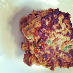 Black eyed pea fritters with onion jam http://www.foodnetwork.com/recipes/damaris-phillips/black-eyed-pea-fritters-recipe/index.html