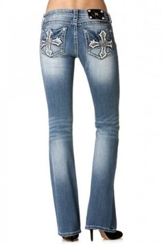 Miss Me Jeans for Women - Rebel Cross... after I loose the baby weight!!