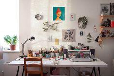new studio by ezova-denisova