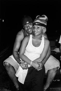 Lil' Kim and Mase So cute! Hip Hop And R&b, 90s Hip Hop, Hip Hop Rap, Black Couples, Cute Couples, Aaliyah, Lil Kim 90s, Estilo Cholo, Arte Hip Hop