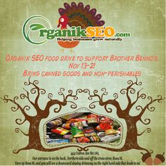 Only a couple more days to get your donations in for our Thanksgiving food drive! Non Perishable, Mexico Food, Food Drive, Thanksgiving Food, Winter Holidays, Pantry, Seo, Bring It On, Couple