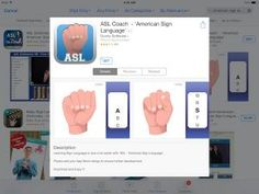 Free online asl classes free ebook 5 steps to fluency with start the best apps for learning sign language fandeluxe Choice Image