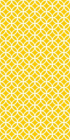 Vinyl wallpaper. Selfadhesive yellow BEN by Yaelyaniv on Etsy