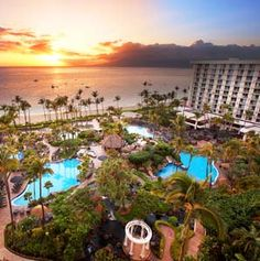With all this snow, it is time to go back here! Westin Maui Resort & Spa.