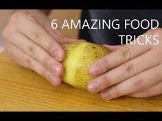 Seis truques incríveis com comida para poupar tempo e trabalho na cozinha
