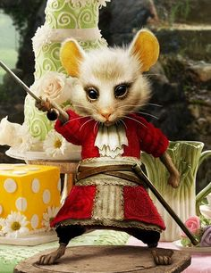 Dormouse cosplay costume, alice in wonderland cosplay, the best cosplay costumes