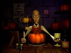 The Animation School - Student Work -- Steven Blomkamp