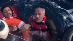 Αντιγραφάκιας: Μυτιλήνη: Ένας 70χρονος ψαράς βουτά στα παγωμένα ν...