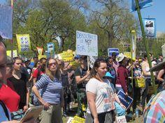 Democracy Awakening Rally,March 4/17/2016