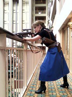 Sniper Riza - Fullmetal Alchemist: Brotherhood - Riza Hawkeye