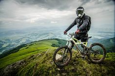 Zinevich Andrey in Pylypets, Ukraine - photo by AZinevich - Pinkbike