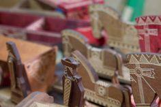 wooden toys, artist Anton Obona, Lazany, Slovakia