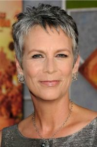 best haircut to grow out to grey - Google Search