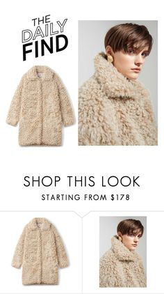 """Daily Find: Weekday Coat"" by polyvore-editorial ❤ liked on Polyvore featuring Janis and DailyFind"