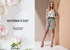 Mother's day is coming! Dia da Mãe está a chegar! heart emoticon   --- For every mom's unique style ---  by ‪#‎Guimanos‬