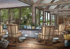 Soho Farmhouse, Great Tew Estate near Titbury. By the Soho House Group. Cowshed relaxation room