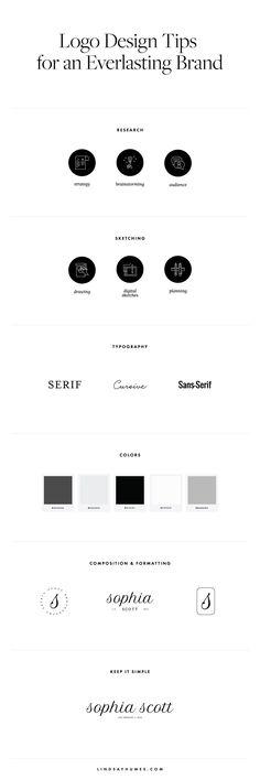 Logo Design Tips for an Everlasting Brand