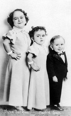 The Three Del Rios, 1936