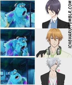 Brothers Conflict :'DD