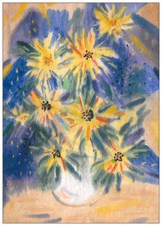 Olga Pavlova.Joy of Creation.: watercolor