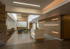 RWJBarnabas Health Monmouth Medical Center Southern Campus - Main Lobby Renovation   Francis Cauffman