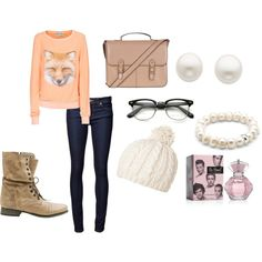 """""""Fall"""" by directioner-belieber-swagger on Polyvore"""