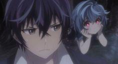 Black Bullet - Rentarou & Kohina