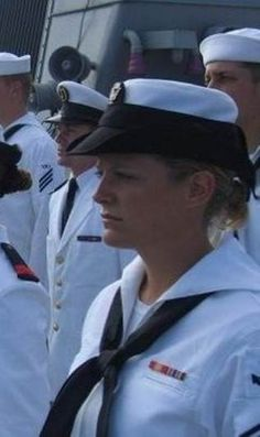 Heather Moxcey will wear red on Fridays to support Kara Smith-Padilla in the US Navy.