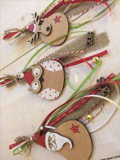 Χριστουγεννιάτικα γουρια και στολίδια artindustry christmas ornaments Christmas Mood, Christmas Angels, Christmas Tree Ornaments, Christmas Decorations, Christmas Paper Crafts, Preschool Christmas, Christmas Projects, Theme Noel, Handmade Decorations