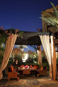 The Italian Restaurant Terrace