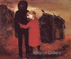 Heide Museum of Modern Art has just launched the most comprehensive exhibition of Arthur Boyd's Bride paintings ever seen. The series, which depicts an Aboriginal man and his mixed race bride, is credited with launching Boyd's international career. Australian Painting, Australian Artists, Arthur Boyd, Aboriginal Man, Museum Of Modern Art, Figurative Art, Landscape Paintings, Art Projects, Contemporary Art