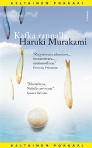 Kafka rannalla Haruki Murakami, Books, Red, Word Reading, Libros, Book, Book Illustrations, Libri