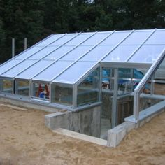 """Figure out additional info on """"greenhouse plans"""". Have a look at our internet site. Diy Greenhouse Plans, Backyard Greenhouse, Modern Greenhouses, Traditional Greenhouses, Winter Greenhouse, Underground Greenhouse, Garden Structures, Glass House, Hydroponics"""