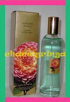 ❤ Victoria's Secret ❤ FORBIDDEN FANTASY ❤ perfume ❤ Mango PassionFruit Jasmine ❤