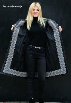 Купить Пальто валеное оверсайз мастера Дротенко Марина Ефимовна - Magic Wool