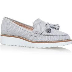 4a7e953d4d1 Limbo Grey Flat Loafer Shoes By Carvela Kurt Geiger