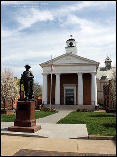 Old Court House Civil War Museum - Winchester VA