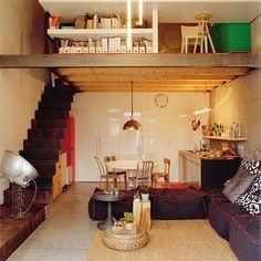 con entrepiso posible habitacion